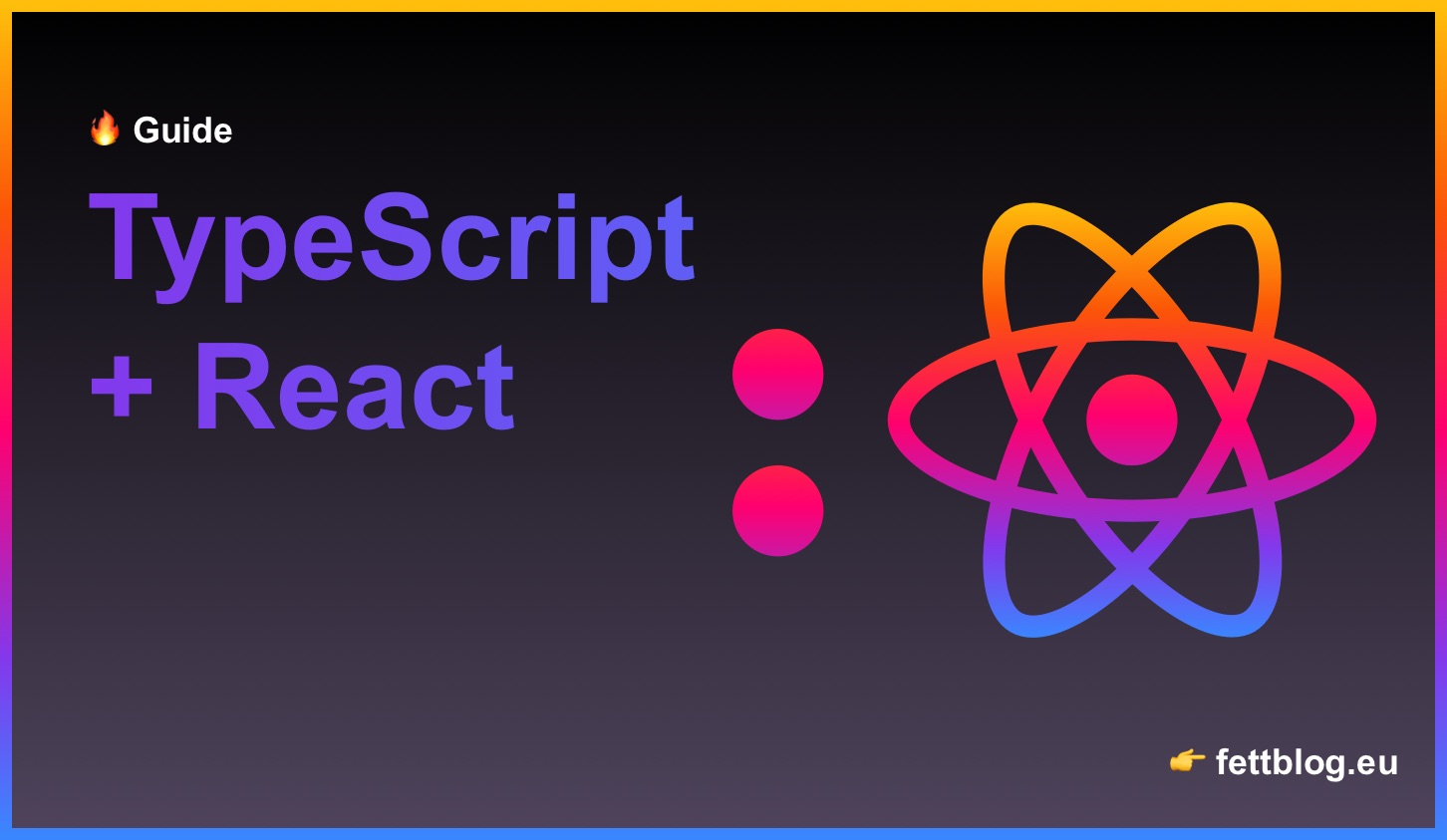 TypeScript and React: Prop Types